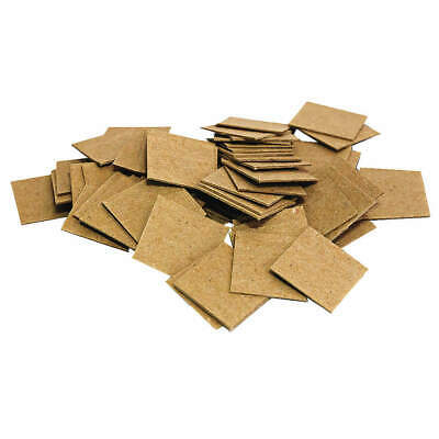 "ARMOR WRAP Chipboard,Sheet,1"",PK25000, VCICHIPS25000, Brown"