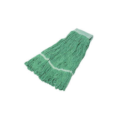 ABILITY ONE Wet Mop Head,String Mop Style,Green, 7920-01-512-8965