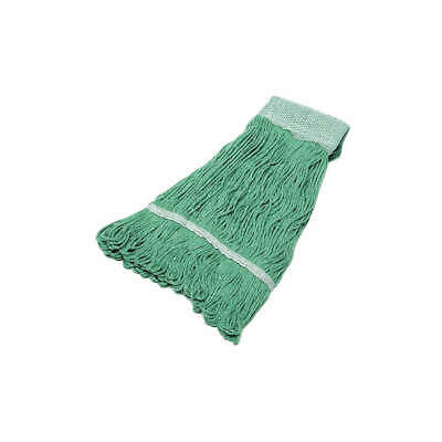 ABILITY ONE Wet Mop Head,String Mop Style,Green, 7920-01-511-4764