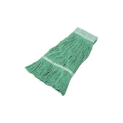 ABILITY ONE Wet Mop Head,String Mop Style,Green, 7920-01-512-9343