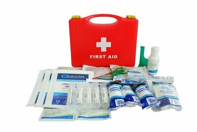 Burns & Scalds First Aid Kit Emergency Kitchen Catering (Large Premium)