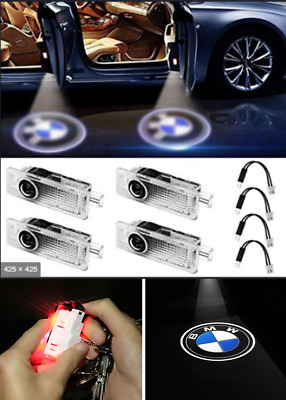 Bwm Car Door Puddle Emblem Projector Cree Led Courtesy Light