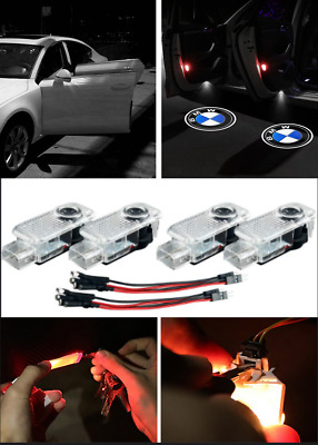Bwm Car Door Courtesy Cree Led Shadow Emblem Laser Light