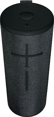 Ultimate Ears UE Megaboom 3 Bluetooth Speaker Nightblack Black - CLEARANCE DEAL!