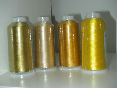 120D/2 100% Rayon Viscose Embroidery Thread 4000yards