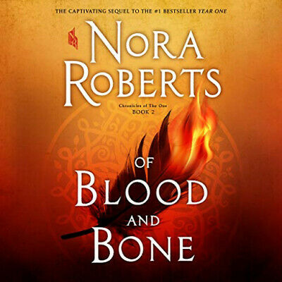 Of Blood and Bone by Nora Roberts - (Audiobook)