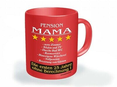 Kaffeebecher - PENSION MAMA