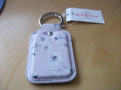 New with tags cath kidston key fob Wellesley ditsy light blush