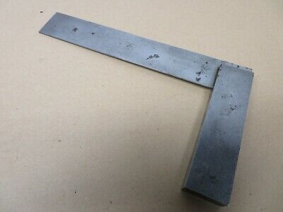 """L S Starret 9"""" Metalworking Engineer's Square ME2563"""