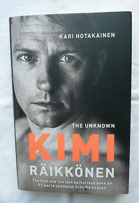 The Unknown Kimi Raikkonen ~ Kari Hotakainen ~ HB/DJ