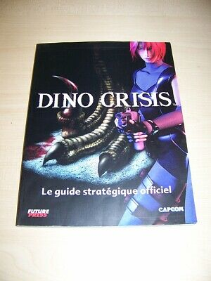 Guide Dino Crisis Sony Playstation Ps1