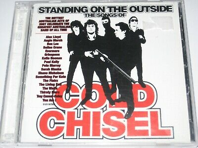 COLD CHISEL standing on the outside 2 disc CD PRE-LOVED