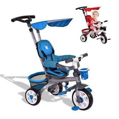 Tricycle Baby Kids Travel Stroller Newborn Infant Buggy Pushchair Child