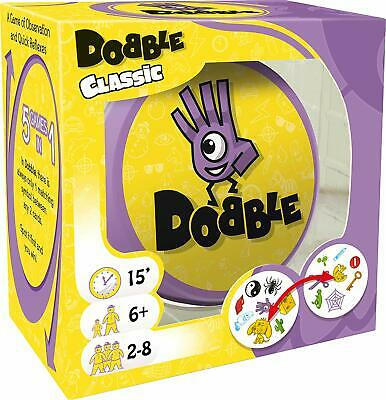 Dobble | Asmodee Dobble Card Game | Spot It | Best Selling |