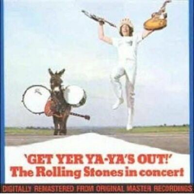 Get Yer Ya-Ya's Out! [LP] by Rolling Stones (The) (Vinyl, Oct-2009, Universal...