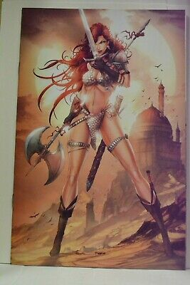 Dynamite Comics Red Sonja NO.1 Virgin Variant Cover NM Condition.
