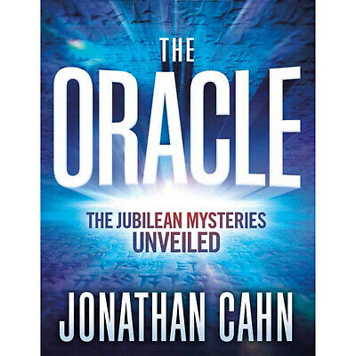 The Oracle: The Jubilean Mysteries Unveiled by Jonathan Cahn 🔥Eβ00K🔥FAST DELIV
