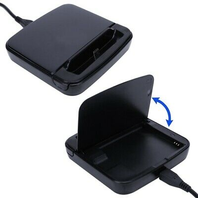 Duo Slot CHARGEUR pour Samsung GALAXY S4 S IV charger phone et batterie sta J2P8