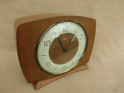 "Vintage Smiths ""London"" Floating Balance Striking Mantel Clock"