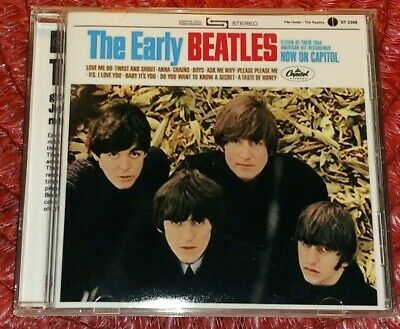 The Beatles, The Early Beatles Stereo & Mono CD! 22 Songs!