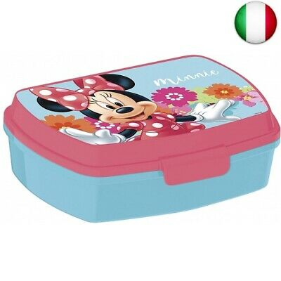 Elemed 14574 Box Porta Merenda Minnie