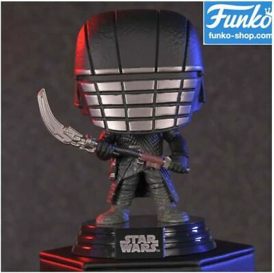 Funko Pop! Knights Of REN *Funko Shop Exclusive* Star Wars Preorder + Protector