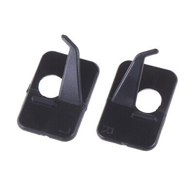 2pcs Plastic Arrow Rest Archery Right Hand and Left Hand For Recurve Bow S*