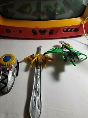 90s DELUXE Lost Galaxy Megazord Sword  and orion hilt  /<Power Rangers// GINGAMAN/>