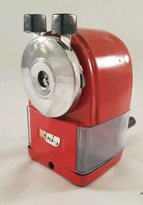 Retro Vintage Pencil Sharpener