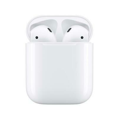 Auricolare Bluetooth Airpods 2 Con Charging Case Apple Mv7N2Ty/A Nuovo