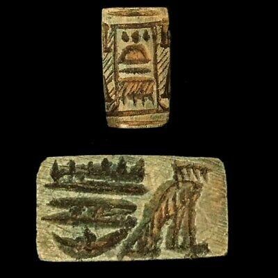 Beautiful Ancient Egyptian Amulet 300 Bc (12)