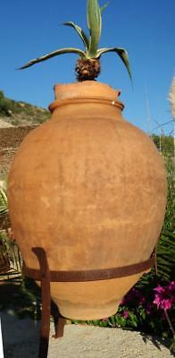 Garden Garden Flower Vase Clay Vase Amphora Terracotta Vase Container Antique