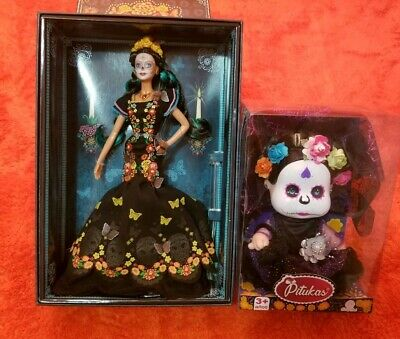 Barbie Day of the Dead Doll Dia De Muertos IN HAND READY TO SHIP
