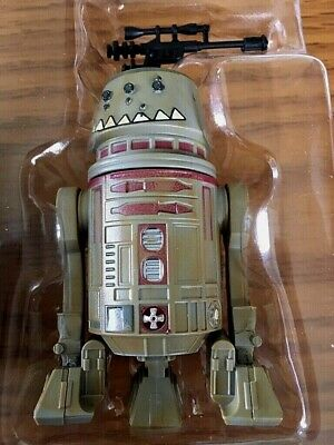 STAR WARS Disney Droid Factory R5-P8 Clone Wars DROID Loose Brand New