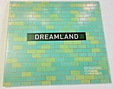 Pet Shop Boys feat. Years & Years - Dreamland - NEW CD Single  PREORDER 25th Oct