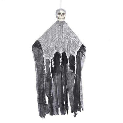 Halloween Decorations Ghost Skull Horror Scary Haunted House Party Hanging Props