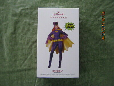 2019 Hallmark BATGIRL -- BATMAN Classic TV Series -- Limited Edition NIB