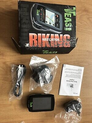 Teasi one GPS biking walking navigation