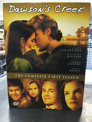 Dawsons Creek - First Season (DVD, 2003, 3-Disc Set)