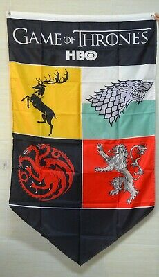 HBO Game Of Thrones Flag 3X5FT BANNER US Free shipping