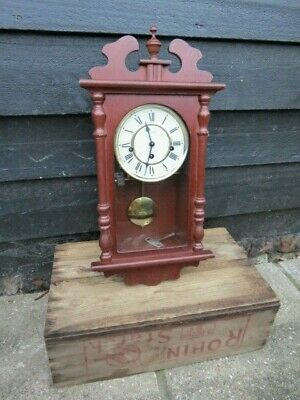 8 Day Hermle Westminster Chime Wall Clock