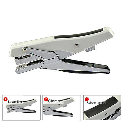 Durable Office Student School Home Mini Paper Document Stapler With Staples Set