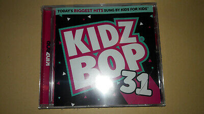 KIDZ BOP 31 Today`s Biggest Hits Sung By Kids For Kids inkl. Stitches ua CD NEU!