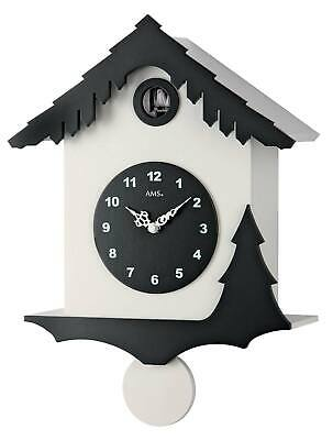 AMS 7391 - Wall Clock - Cuckoo Clock - Pendulum Clock - New