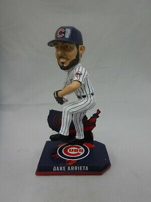Jake Arrieta Chicago Cubs Forever  Bobble Head New In The Box
