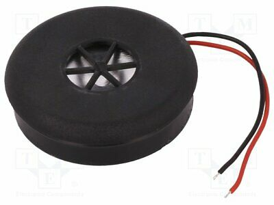 B2-P Sound transducer: piezo alarm - 12÷·24VDC - Colour: black
