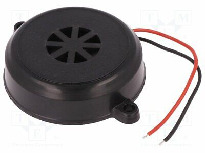 B3-P Sound transducer: piezo alarm - 12÷·24VDC - Colour: black