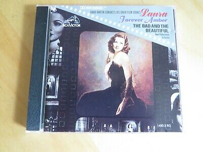 OST - Laura/Forever Amber/The Bad and the Beautiful - CD Album - David Raksin