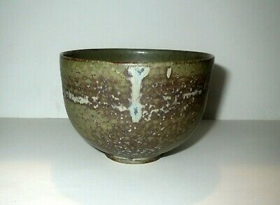 Signed Feather Light CHINESE CELADON POTTERY BOWL - MASTER PERFECT CRAFTED