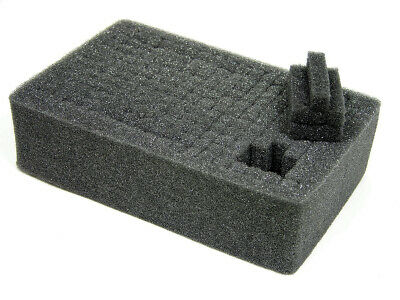 One New middle cubed Replacement foam fits your Pelican 1200 Case
